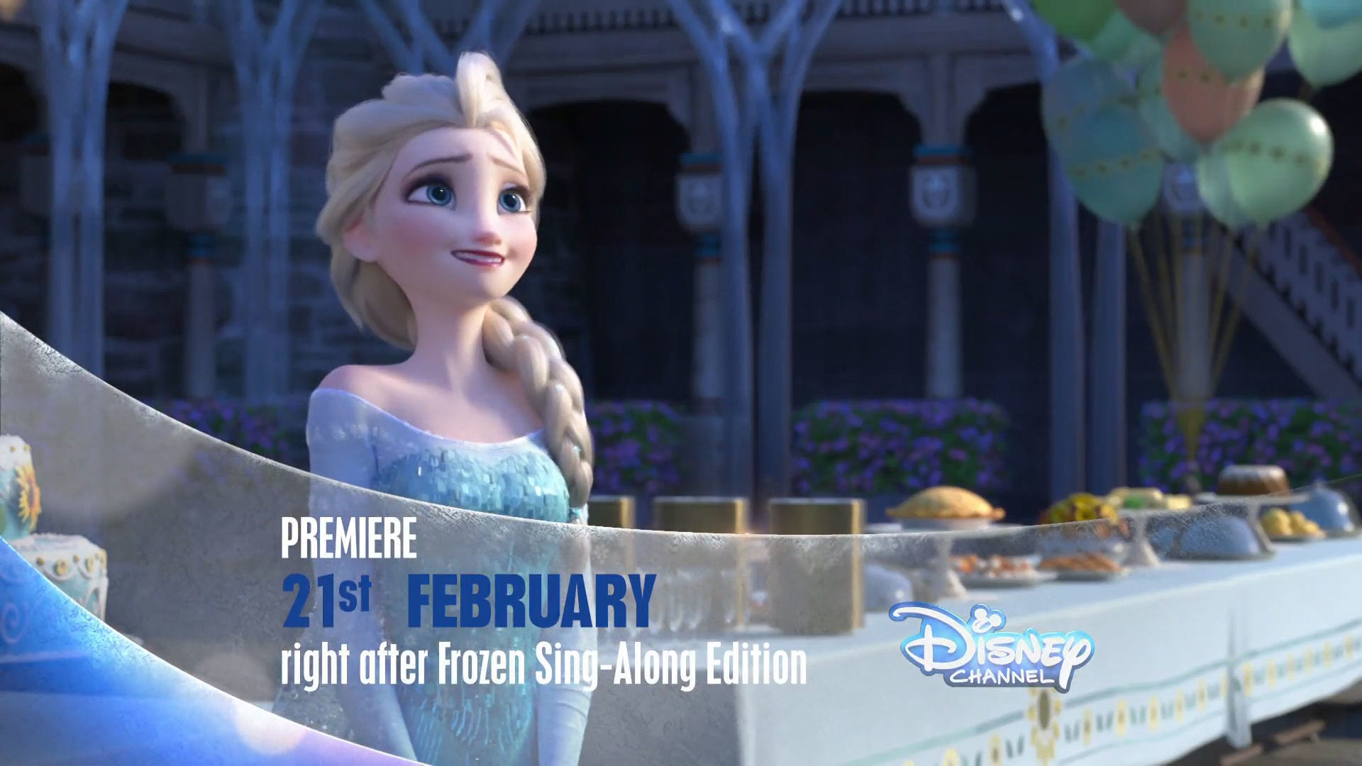 Frozen Sunday (Frozen Fever + Frozen Sing-Along)
