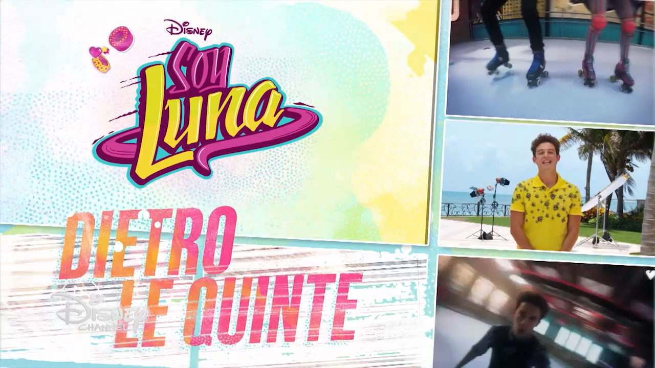 Soy Luna: Luna/Matteo