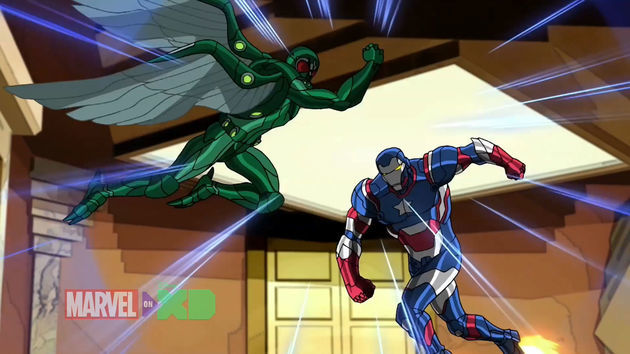Marvel's Ultimate Spider-Man vs. The Sinister 6 Season 4, Ep. 4 - Clip 1