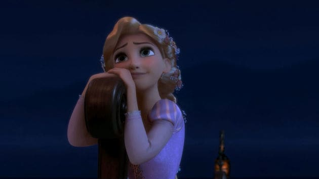 Dream Big, Princess - I Dream (Rapunzel)
