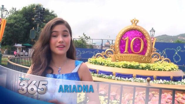 Disney 365 โดย Ariadna จะพาทุกคนไปฉลองใหญ่ให้สุดว้าวกับงานครบรอบ 10 ปี  ฮ่องกงดิสนีย์แลนด์