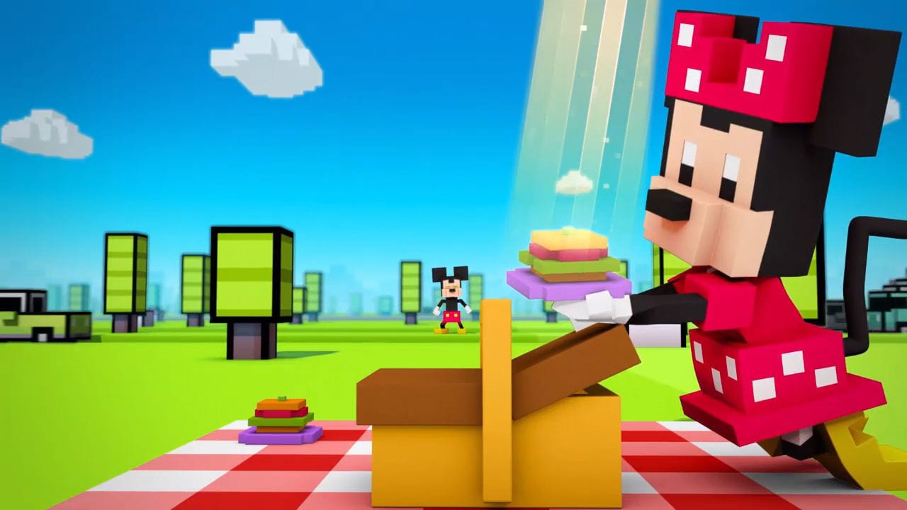 Disney Crossy Road Trailer