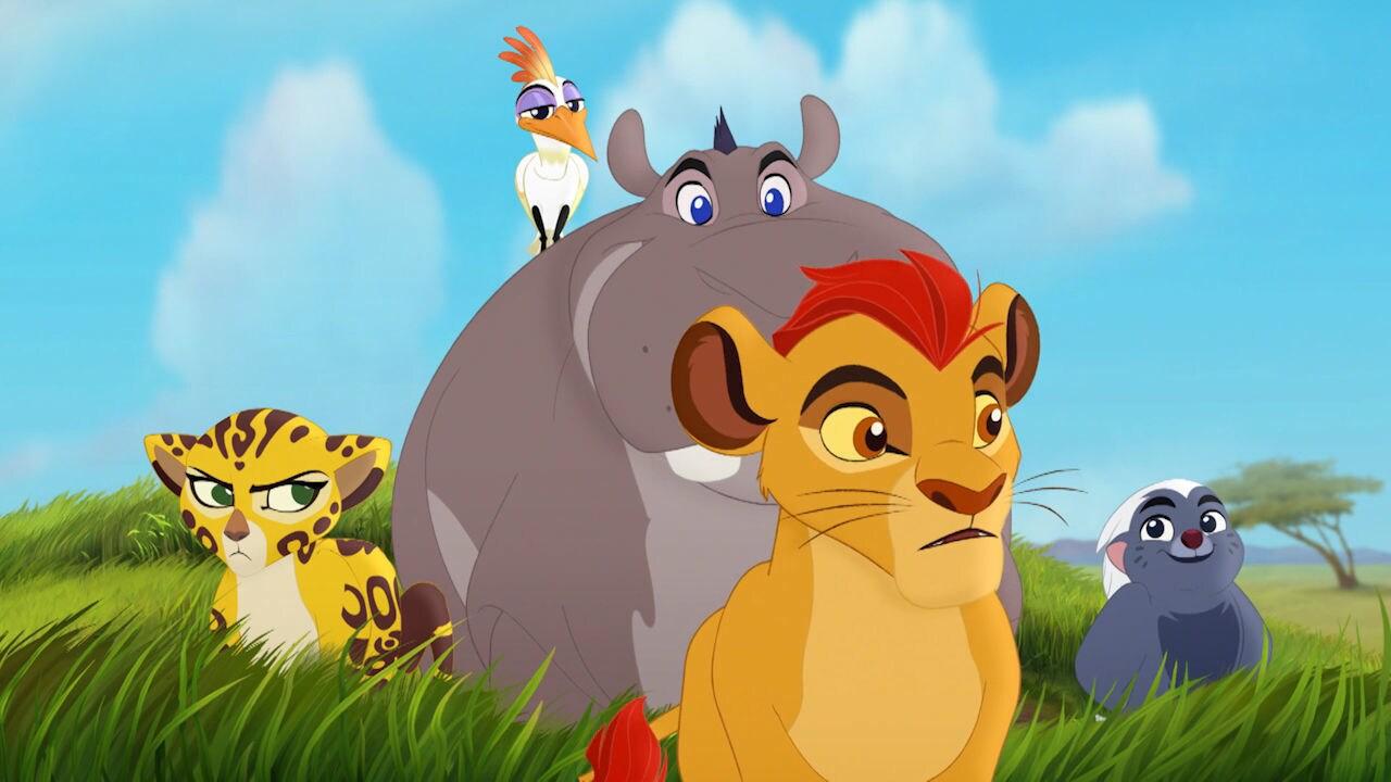 Løvenes garde dannes