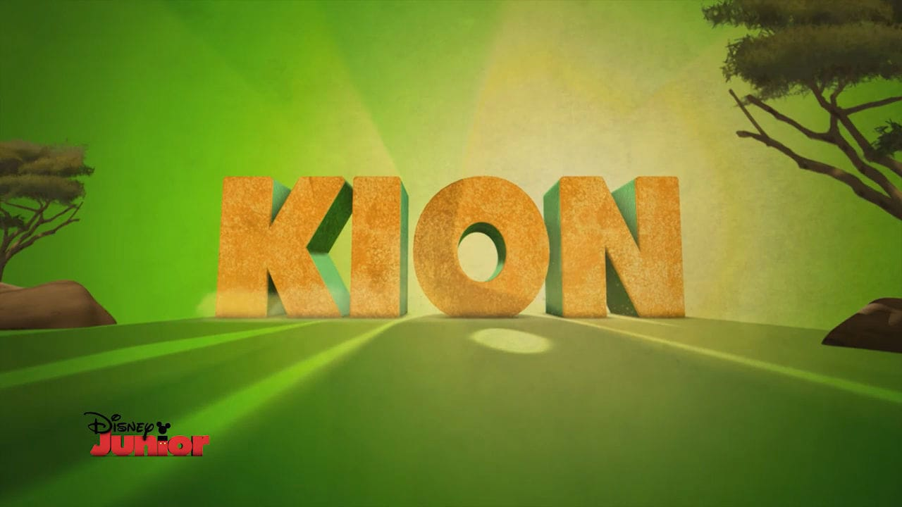 Lion Guard - Kion