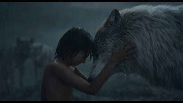Quot Mowgli Leaves The Pack Quot Clip The Jungle Book Disney Video