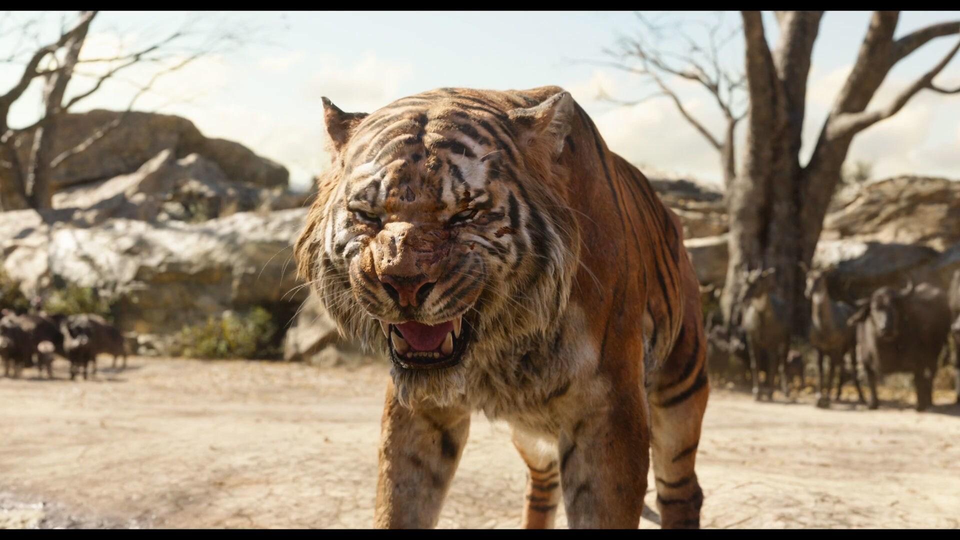 """Legacy Featurette"" - The Jungle Book"