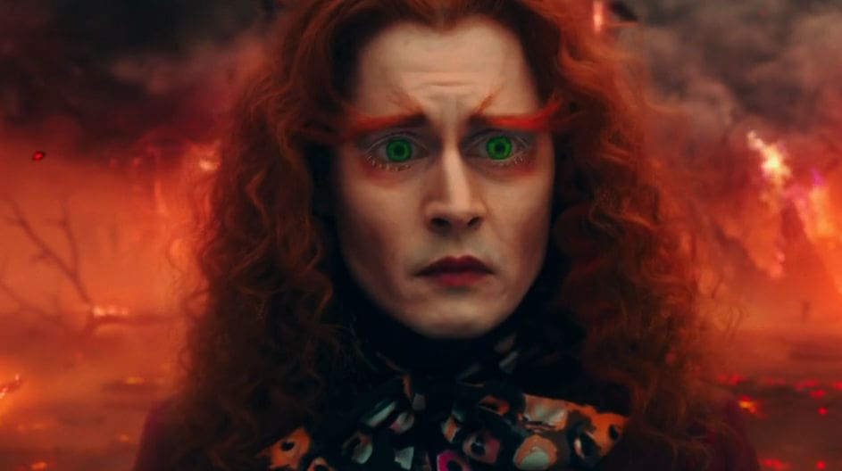 Alice Through the Looking Glass trailer 2