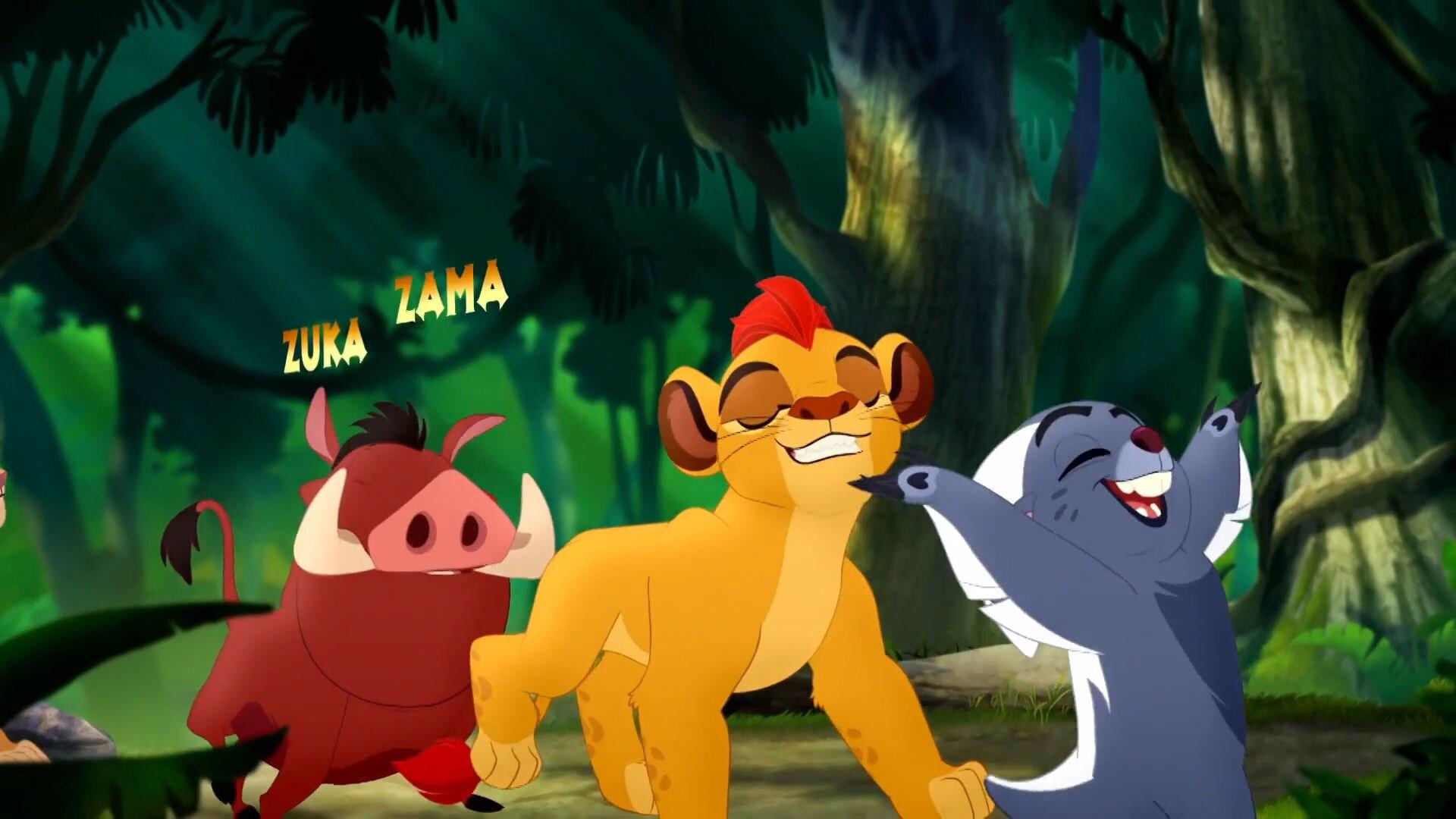 The Lion Guard การกลับมาของเสียงคำราม และเตรียมพร้อมพบกับ Zuka Zama!