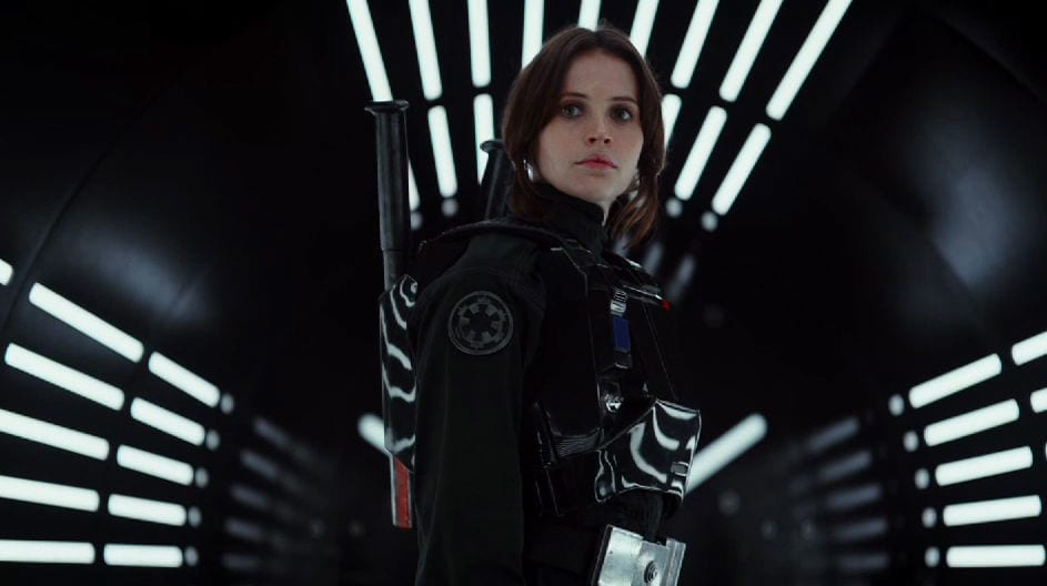 Rogue One: A Star Wars Story - Teaser Trailer