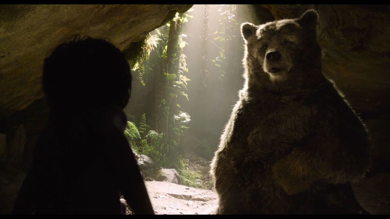 The Jungle Book: Baloo Clip
