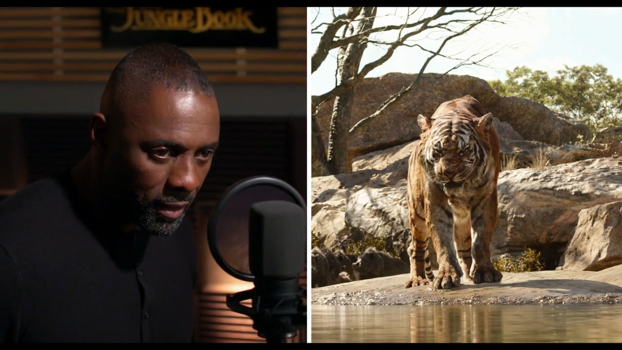The Jungle Book Voices Featurette