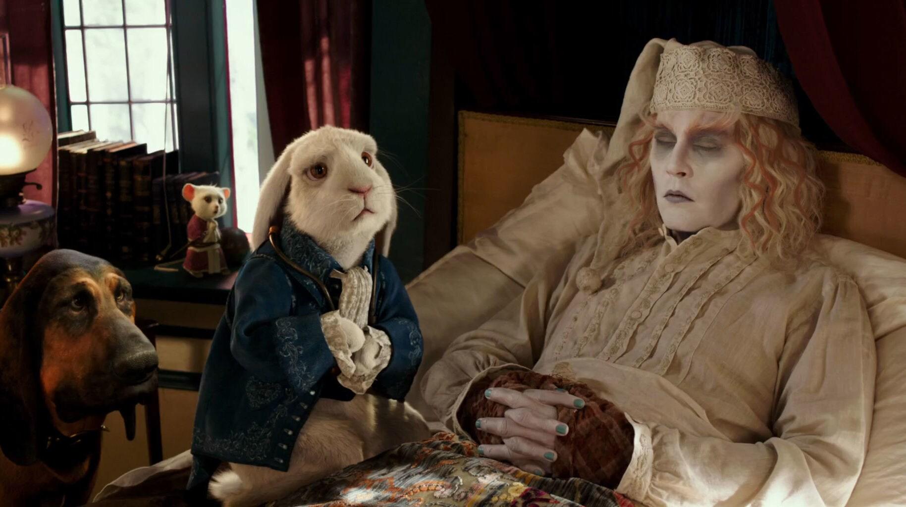 Alice i spegellandet - Officiell trailer