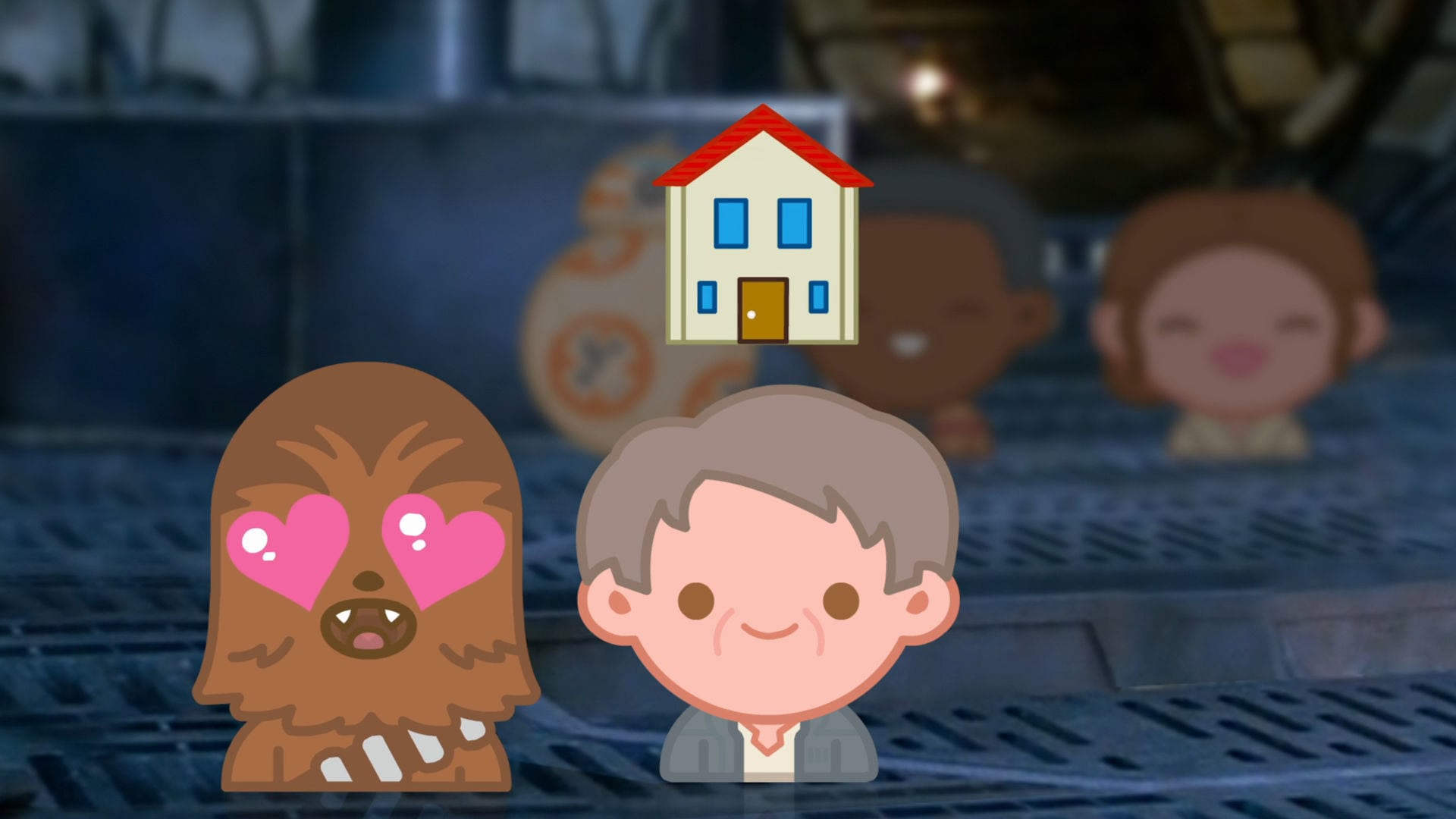Star Wars: The Force Awakens - As Told by Emoji