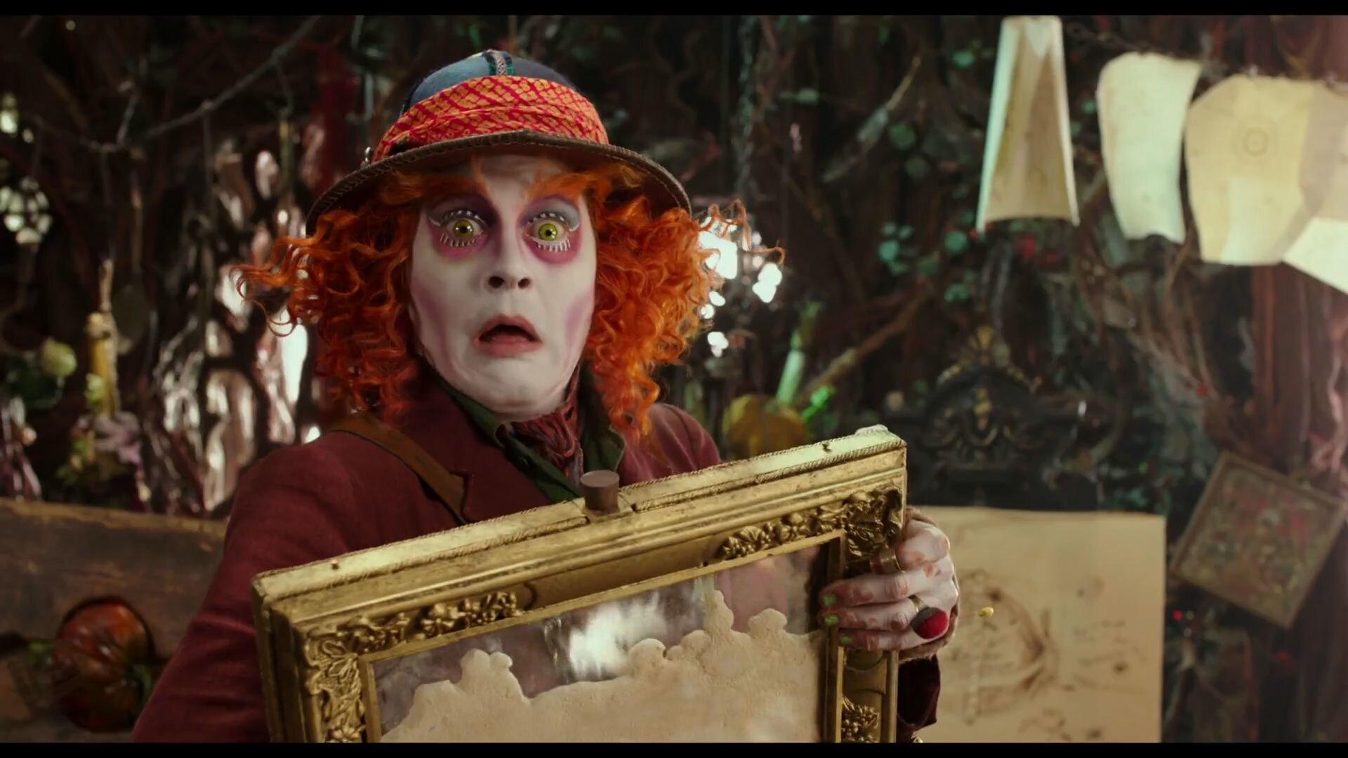 Alicia a través del espejo - Corre