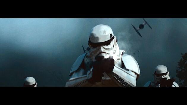 TK-436: A Stormtrooper Story