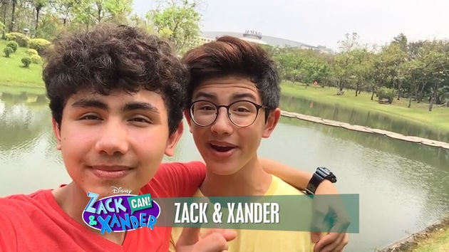 เว็บซีรีย์​ Zack & Xander Greeting 1 | Zack & Xander CAN!