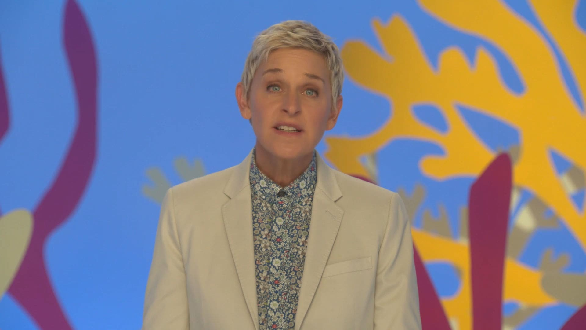 Ellen DeGeneres Remember the Reef