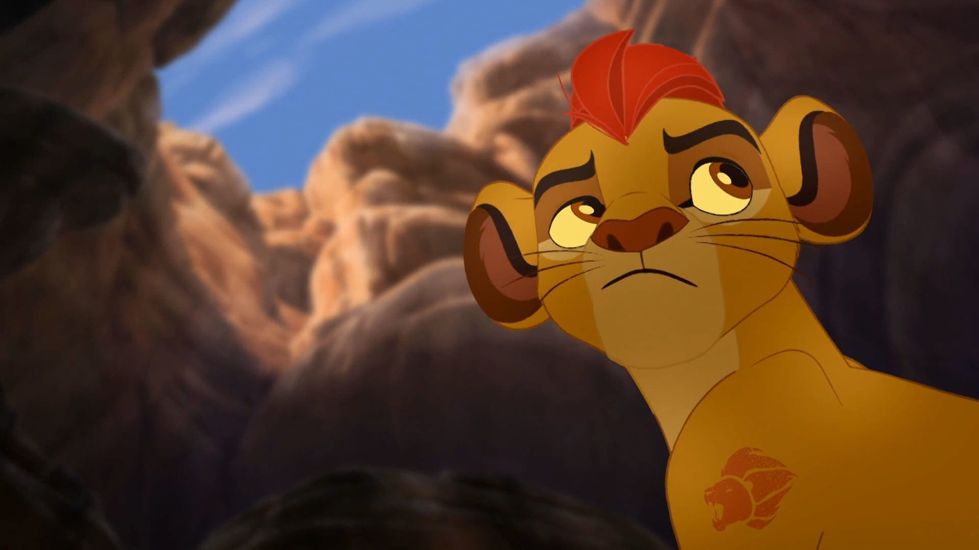 The Lion Guard - Kion