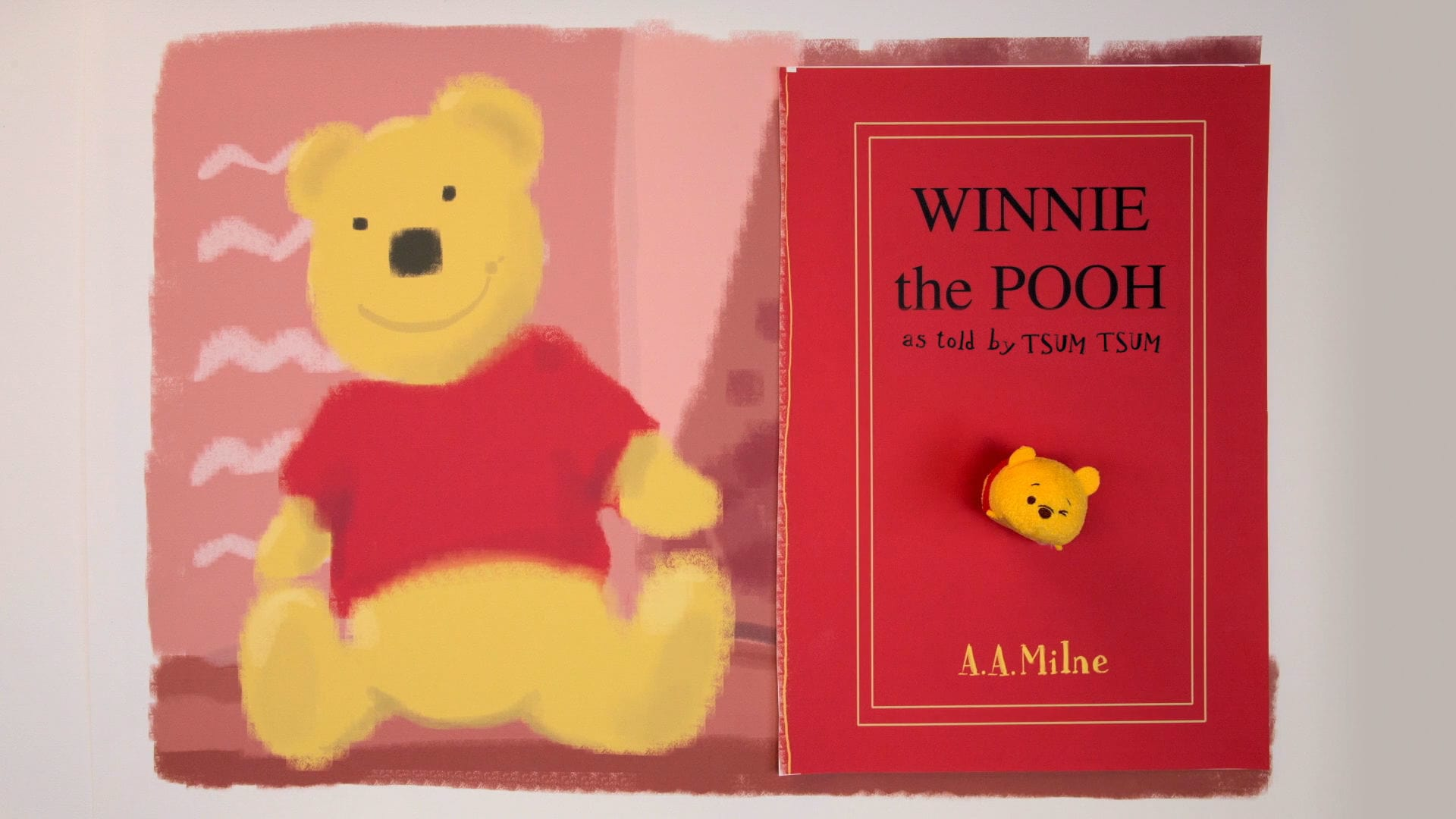 Winnie the Pooh 2011 - As Told By Tsum Tsum