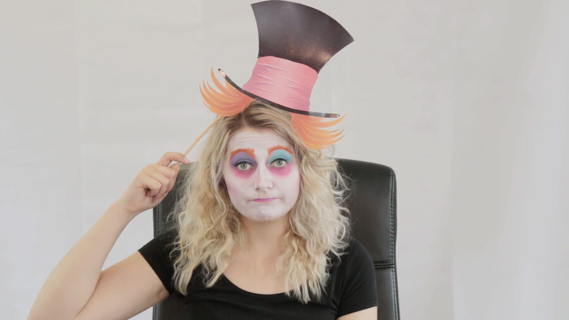 Tips For Creating The Mad Hatter's Look