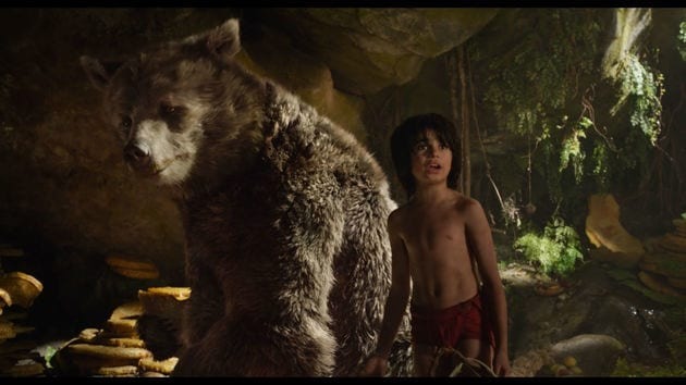 The Jungle Book - Watch at home