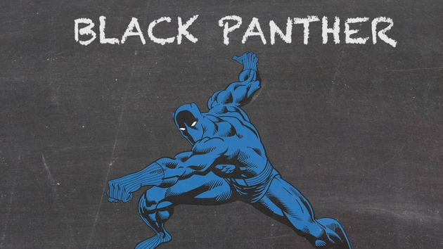 Black Panther - Marvel 101