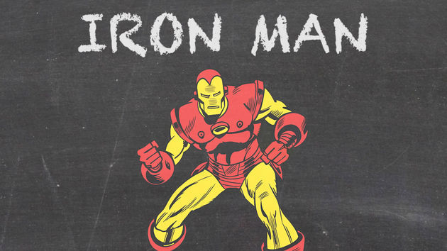 Iron Man - Marvel 101