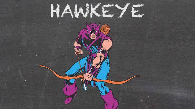 Hawkeye - Marvel 101