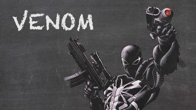 Venom - Marvel 101