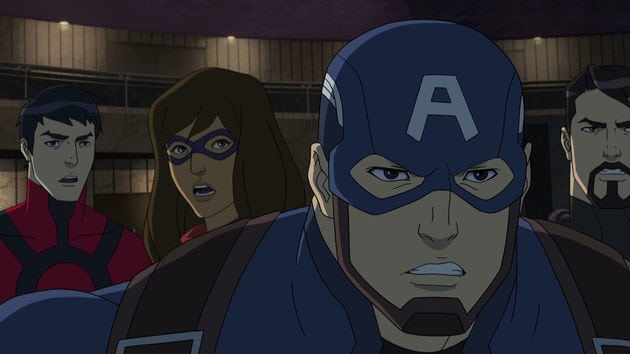 "Marvel's Avengers: Ultron Revolution - ""The Kids Are Alright"" Clip 1"