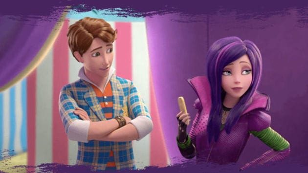 Embarrassing Photos Descendants Wicked World Disney LOL