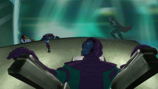 "Marvel's Avengers: Ultron Revolution - ""The Conqueror"" Clip 1"