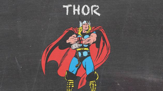 Thor - Marvel 101