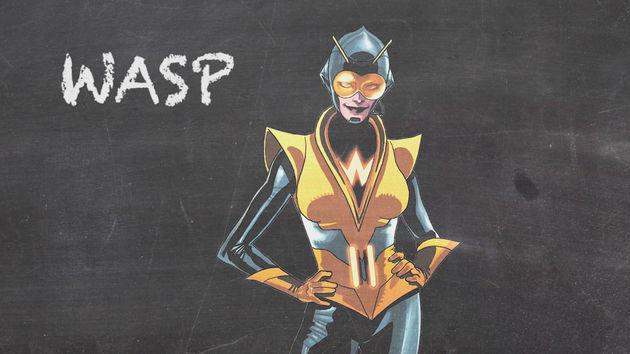 Wasp - Marvel 101