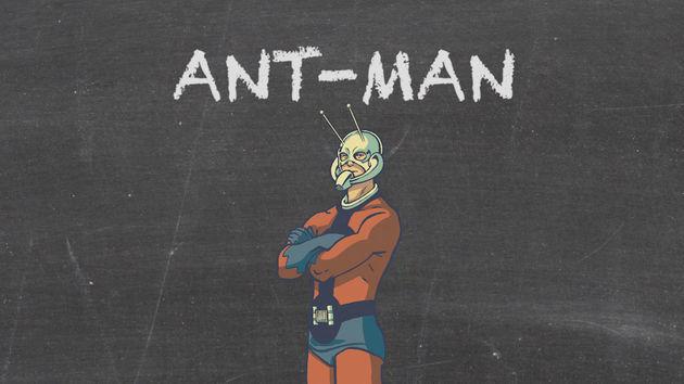 Ant-Man - Marvel 101