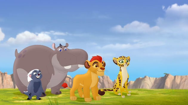 The Lion Guard: Unleash the Power - Eye of the Beholder
