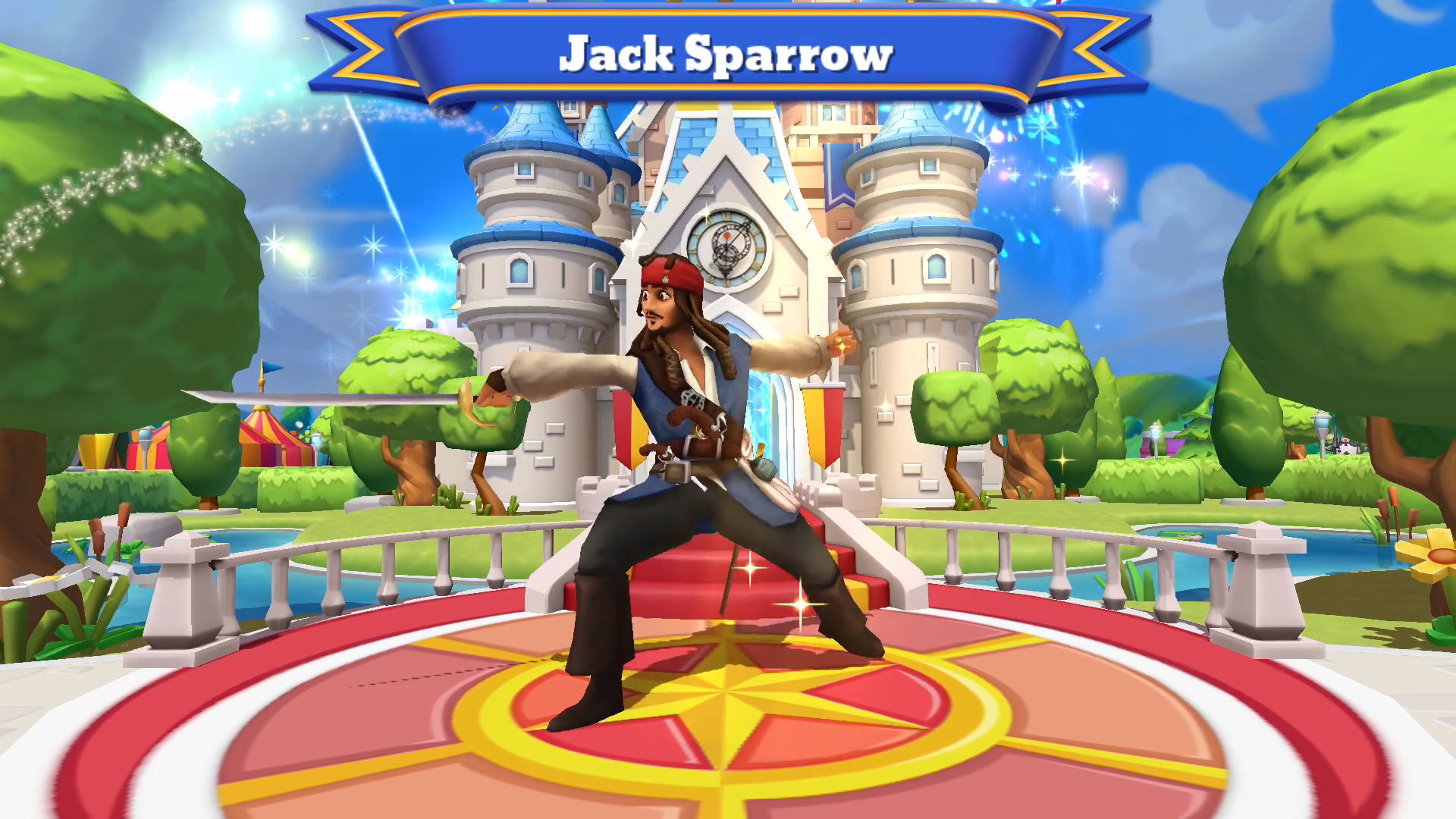Ahoy! Pirates have arrived to Disney Magic Kingdoms!