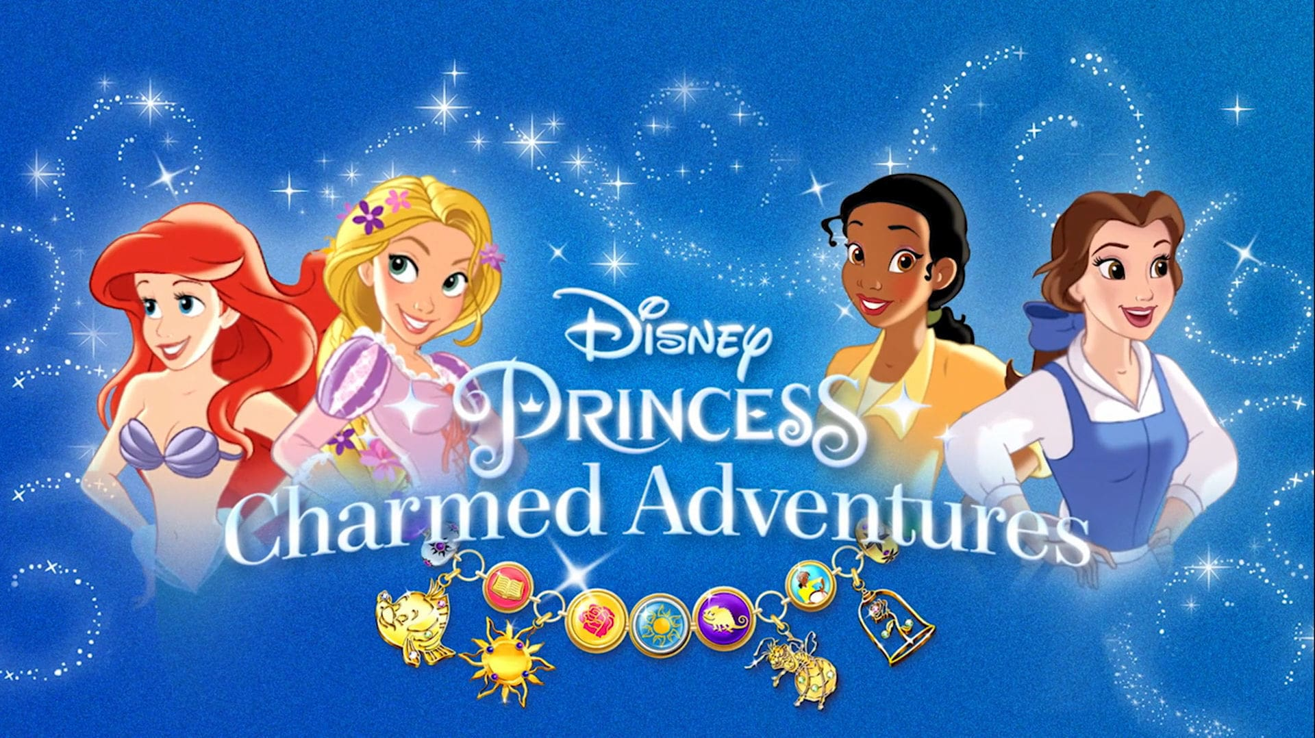 Disney Princess: Charmed Adventures - Official App Preview