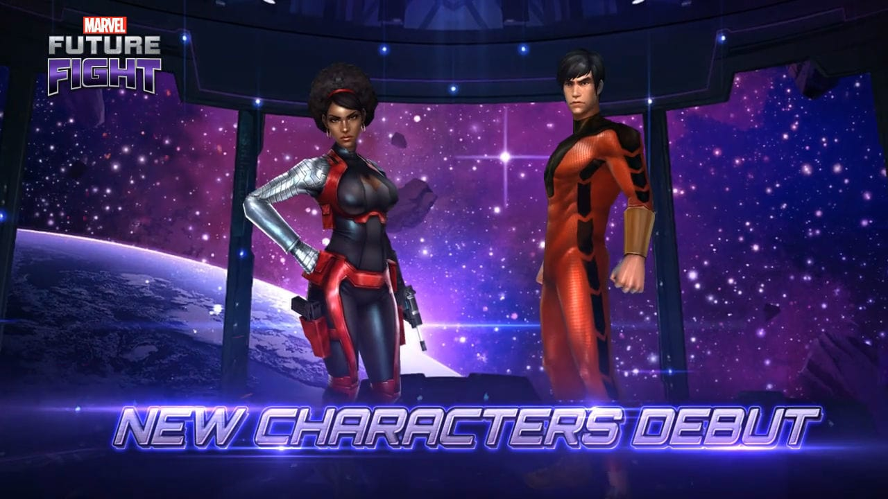 MARVEL Future Fight App Trailer