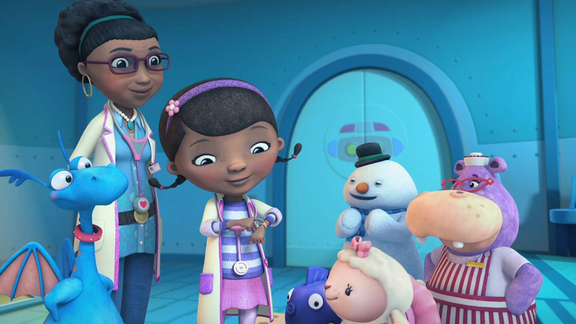 My Turn | Doc McStuffins: Toy Hospital