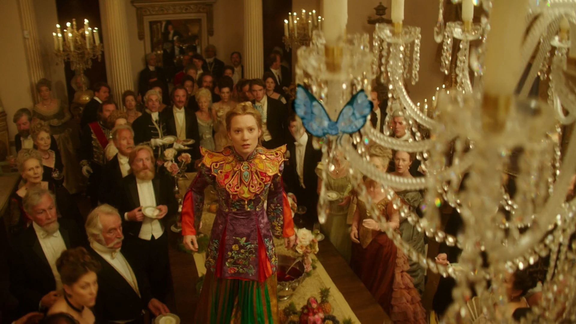 Alice Through the Looking Glass Deleted Scene