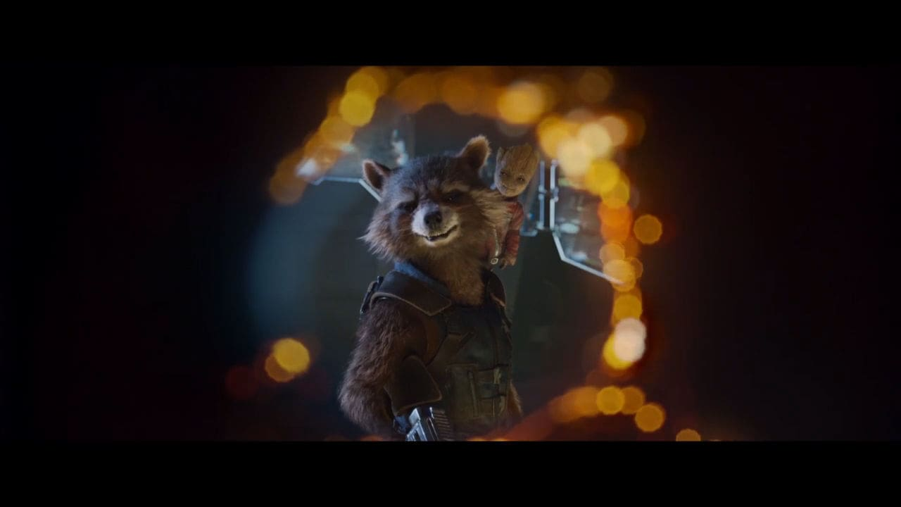 Marvel's Guardians of the Galaxy Vol. 2 Teaser Trailer