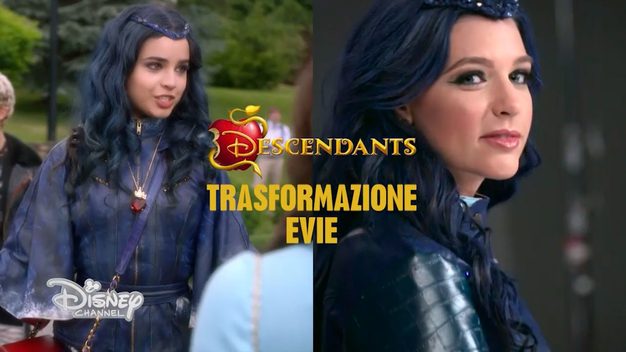 Tutorial Makeup: Evie (Descendants)