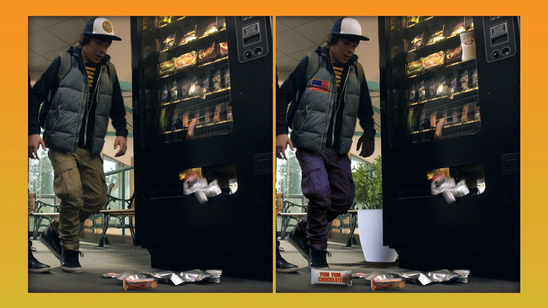 Spot The Difference: Vending Machine | Mech-X4