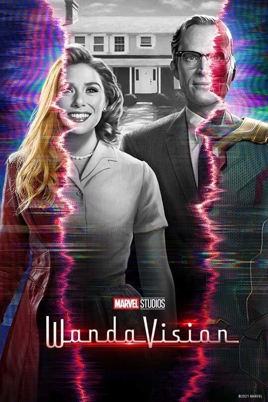 WandaVisionsu Disney+