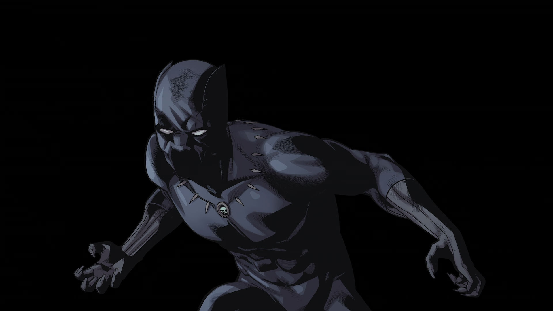 Black Panther Marvel Toybox Action Figure Review — DisKingdom.com ...