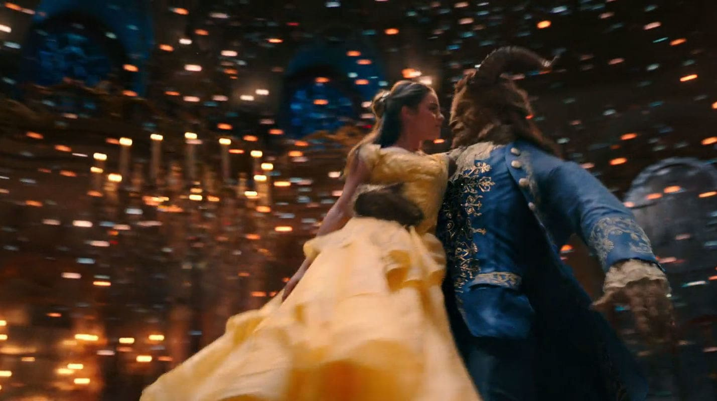 Beauty and the Beast - US Official Trailer