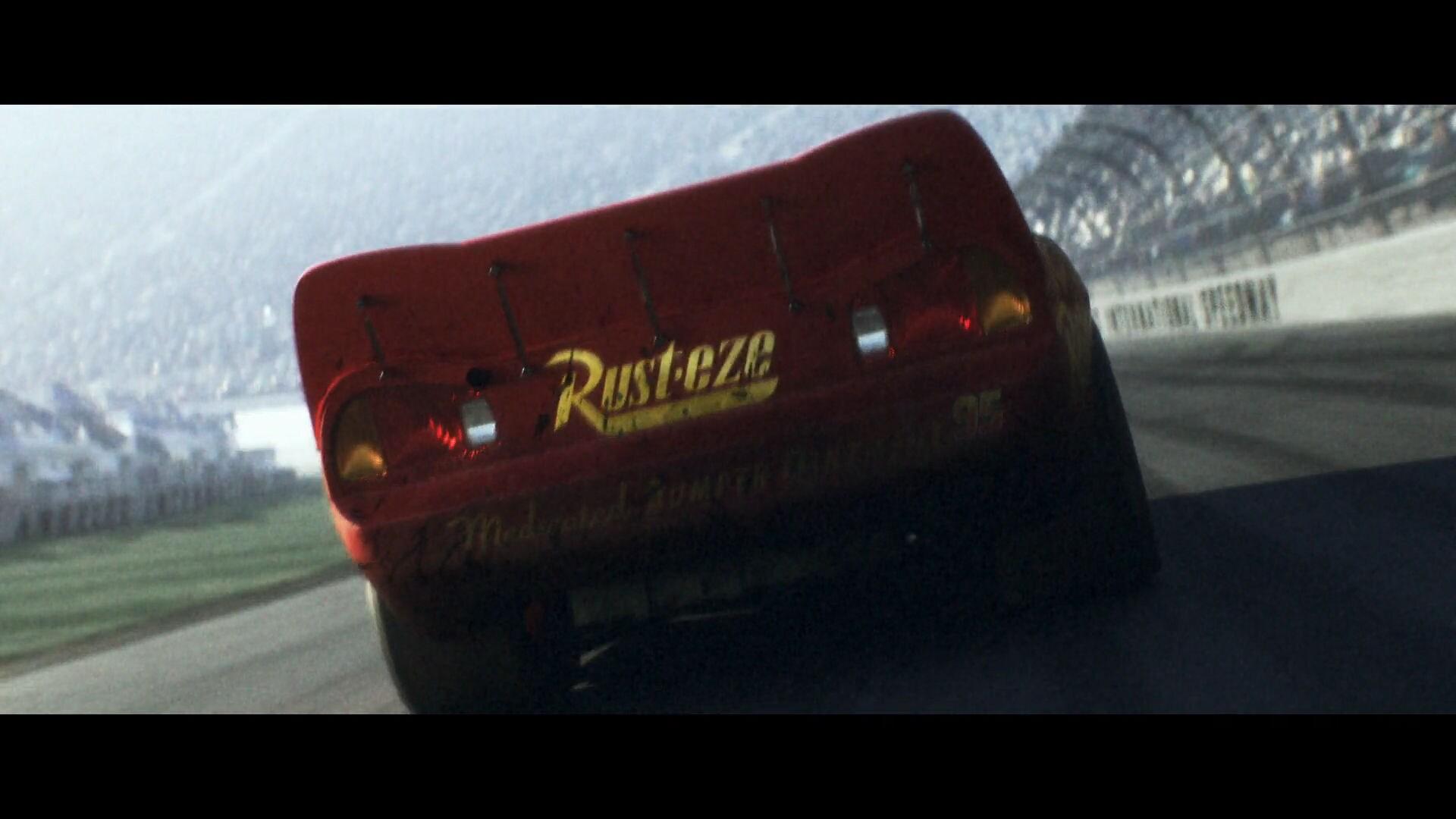 lightning mcqueen characters disney cars