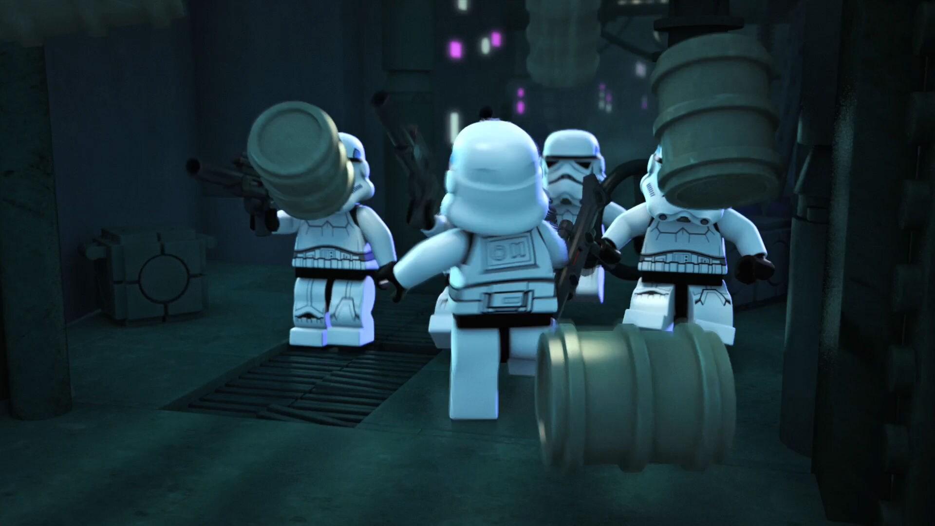 Storm Trooper Bowling