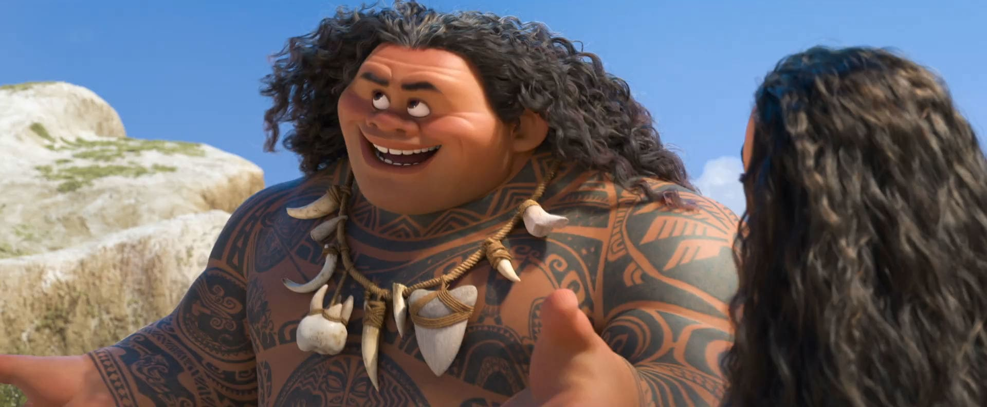 Moana Lyric Video   You're Welcome   Sing-Along   Disney